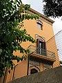 037 Casa Nadal i Farré, façana del c. Santa Teresa (Caldes d'Estrac).JPG