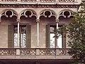 061 Casa Marfà, pg. de Gràcia 66 (Barcelona), balcó porticat.jpg