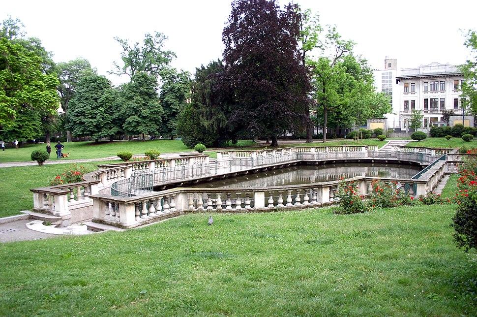0703 - Milano - Giardini della Guastalla - Peschiera - Foto Giovanni Dall'Orto 5-May-2007