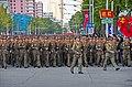 0940 - Nordkorea 2015 - Pjöngjang - Parade zum 75. JT der Arbeiterpartei (22976923725).jpg