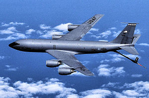 106th Air Refueling Squadron KC-135 Stratotanker -3