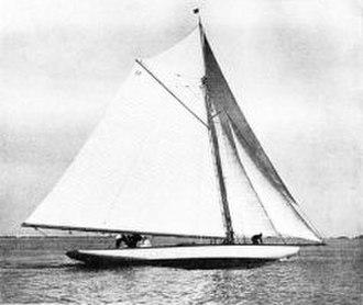 Sailing at the 1920 Summer Olympics – 10 Metre - Image: 10 Metre ELEDA 1920 Summer Olympics