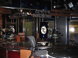 FNC's Studio E for Fox and Friends, The Fox Report, and The Big Story