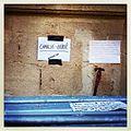 11 janvier 2015 - Mairie d'Aix-en-Provence - Messages sur mur.jpg