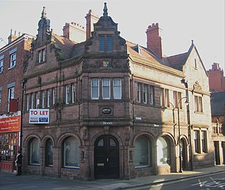 122 Foregate Street, Chester grade II listed building in the United kingdom