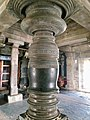 12th century Mahadeva temple, Itagi, Karnataka India - 136.jpg