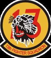 13th Fighter Squadron