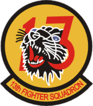 13th Fighter Squadron - Image: 13th Fighter Squadron