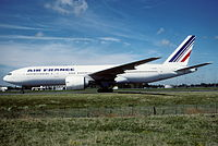 F-GSPI - B772 - Not Available