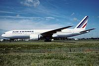 F-GSPI - B772 - Air France
