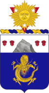 15th Infantry Regiment (United States) Coat of arms.png