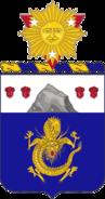 15 Infantry Regiment COA