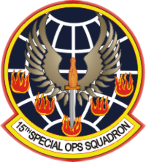 15th Special Operations Squadron - Image: 15th Special Operations Squadron