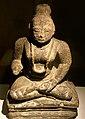 15th century female Hindu yogi (yogini) Kerala India.jpg