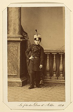 16th Duke of Alba age 11.jpg