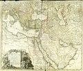 1730s map - Imperium Turcicum in Europa, Asia Et Africa , Regiones Proprias, Tributarias Clientelaresque sicut et omnes ejusdem Beglirbegatus Seu Praefecturas Generales exhibens.djvu