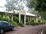 1740 - Rathmines Park, former RAAF Seaplane Base - Don Geddes Memorial Nursing Home (former Hospital) located at the eastern end of Higgins Ave. (5054666b10).jpg