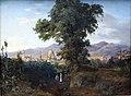 1832 Ahlborn Blick auf Florenz anagoria.JPG