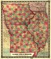1859 Iowa Railroad Map (IA 1859IowaRailroadMap).pdf