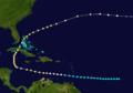 1895 Atlantic hurricane 5 track.png
