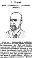 1899 - Petru Poni Preşedintele Academiei, sursa Adevărul, 12, nr. 3499, 16 aprilie 1899.PNG