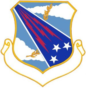 18th Strategic Aerospace Division - Image: 18th Strategic Aerospace Division crest