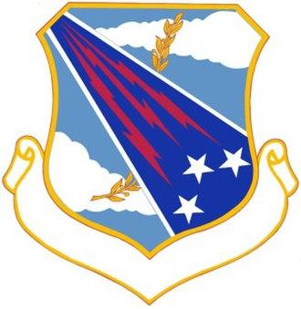 18th Strategic Aerospace Division - Image: 18th Strategic Aerospace Division crest