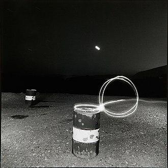 Jacques Pugin - Image: 19 graffiti greffes jacques pugin Light Painting 1979