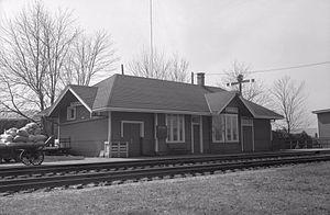 Richmond Hill GO Station - Original station in 1911