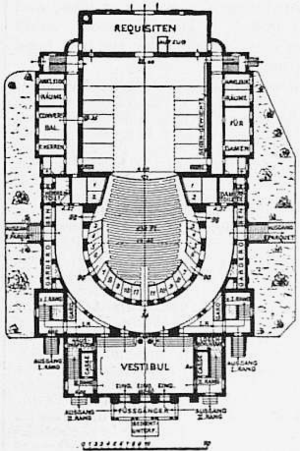 1911 Britannica-Architecture-Plan of Lessing Theatre.png