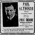 1918 - Lyric Theater Ad Allentown PA.jpg