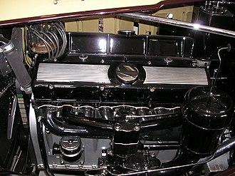 Cadillac V-12 - Cadillac V-12 engine