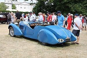 Bugatti Type 57 - Type 57T Tourer