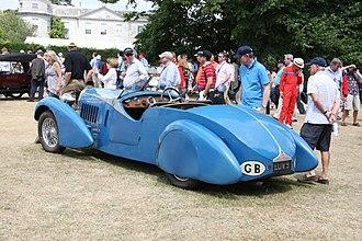 Corsica Coachworks - Bugatti 57T (1935)