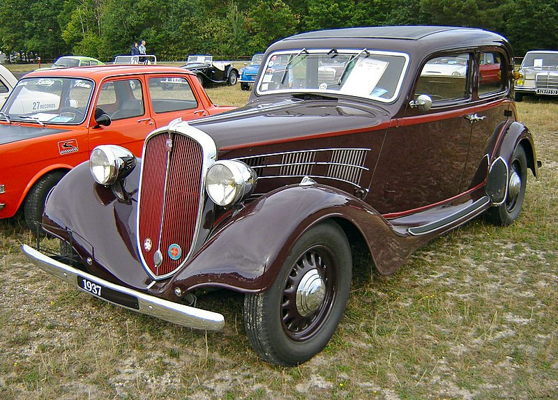 File:1937 Simca-Fiat 11CV Berline 5pl.jpg