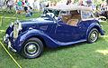 1950 MG Y Tourer 4-seat convertible.JPG