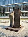 1956-os emlékmű (Tóth Béla, 2006) hátoldala, Szeged, Ady tér, Auditorium Maximum - panoramio.jpg