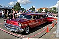 1957 Chevrolet Bel Air stretched limousine (7026190267).jpg