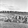 1958-08-10 Kanonloppet Maserati 200S Bonnier back.jpg