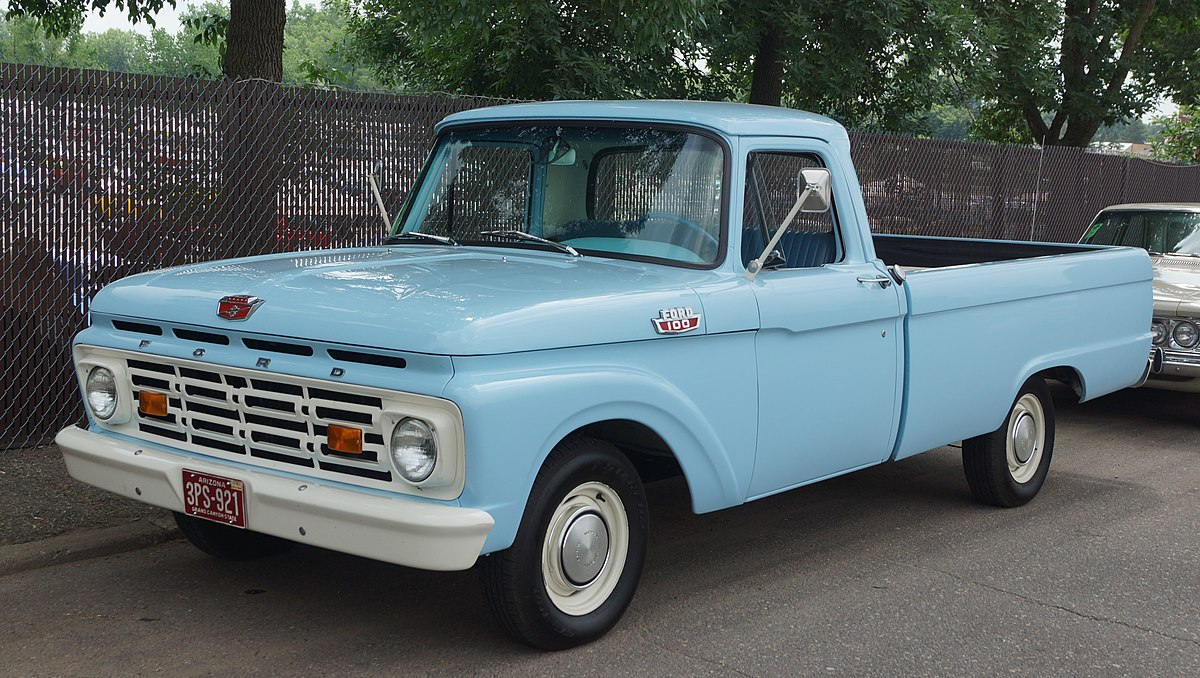 Ford F Series Fourth Generation Wikipedia