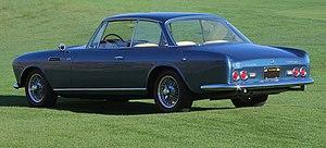 Graber - 1967 Graber Alvis (rear)