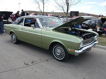 Ford Falcon (North America) - Wikiwand