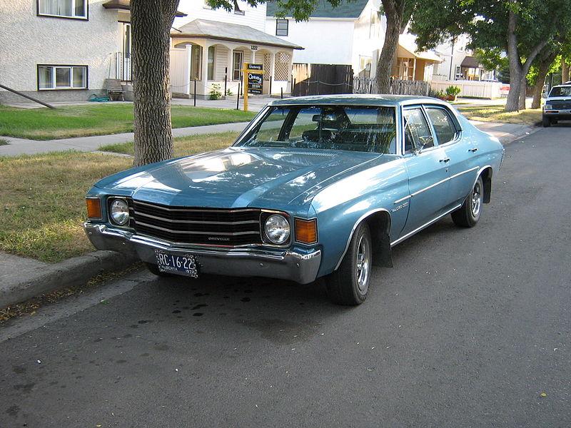 File:1972 Chevrolet Chevelle (1160067136).jpg