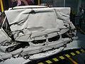 1997-1999 Holden VT Commodore Executive sedan (100 kilometres per hour wreckage) 01.jpg