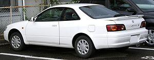 Toyota Corolla (E110) - Corolla Levin