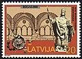 19971127 20sant Latvia Postage Stamp.jpg