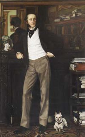 Baron Clermont - Image: 1st Lord Carlingford
