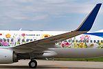 1st flight of the Tohoku Flower Jet DSC06265 (27002675105).jpg