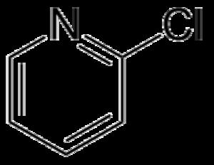 2-Chloropyridine - Image: 2 chloropyridine