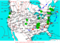 2003-05-25 Surface Weather Map NOAA.png